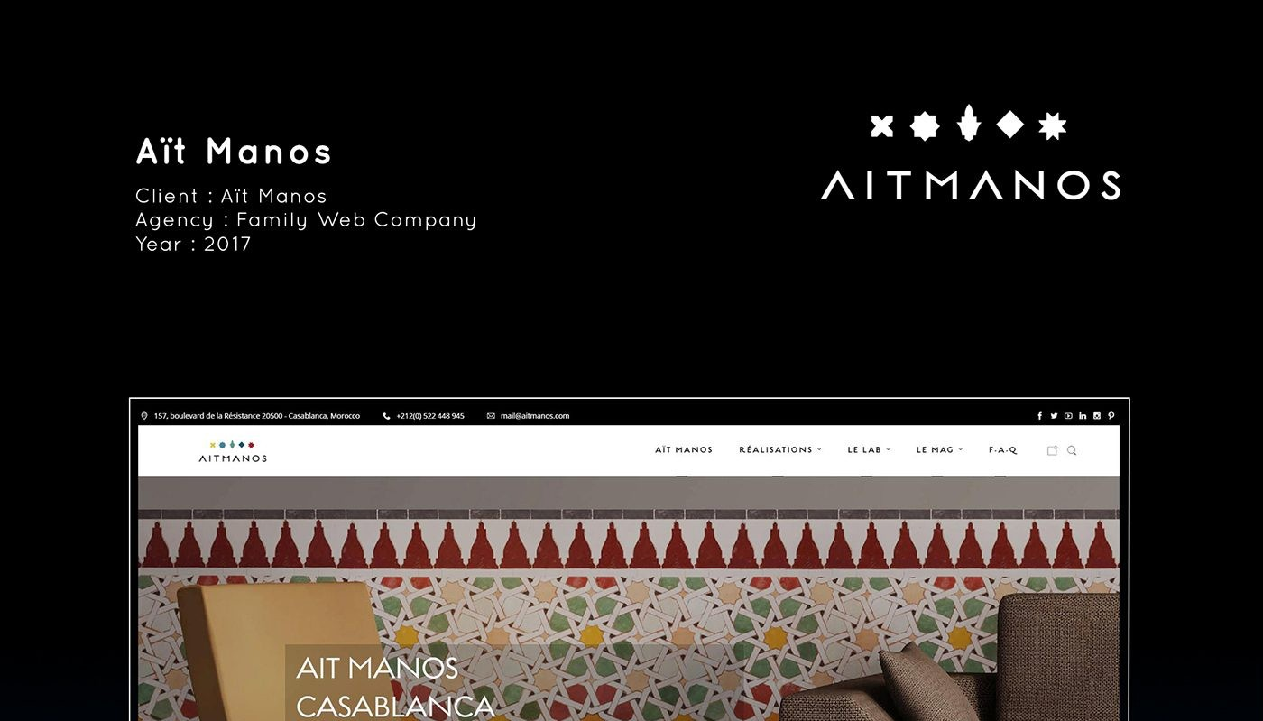 Aitmanos.ma - Hamzazogarh.com | Développeur Front-end ...
